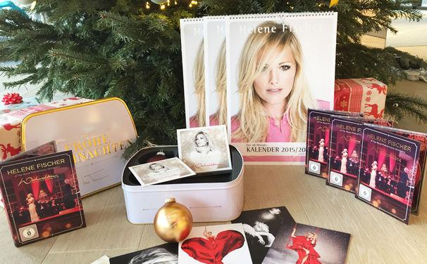 Helene Fischer, Gewinnt beim Universal Music Advent euer Helene Fischer Weihnachtsgeschenk