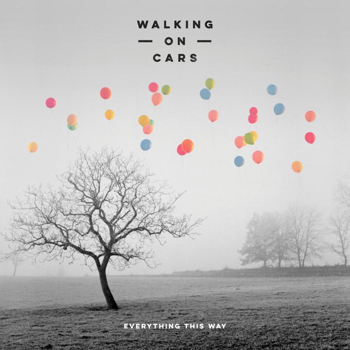 Walking On Cars Album Artwork