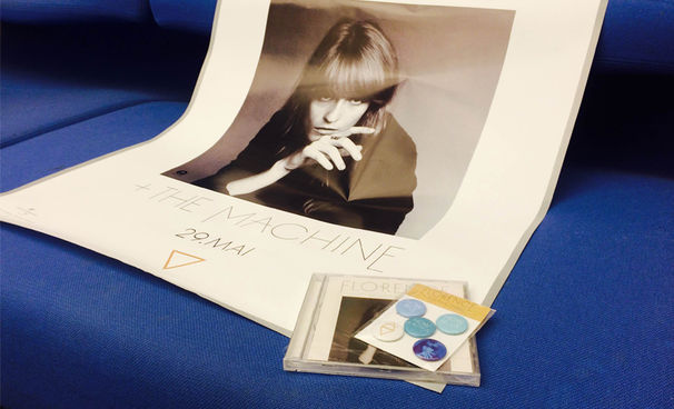 Florence + The Machine, Florence + The Machine-Fans aufgepasst: Gewinnt ein umfangreiches Fanpaket
