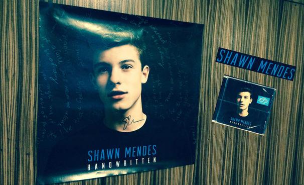 Shawn Mendes, Shawn Mendes-Fans aufgepasst: Sichert euch Fanpakete des Stitches-Hitmakers