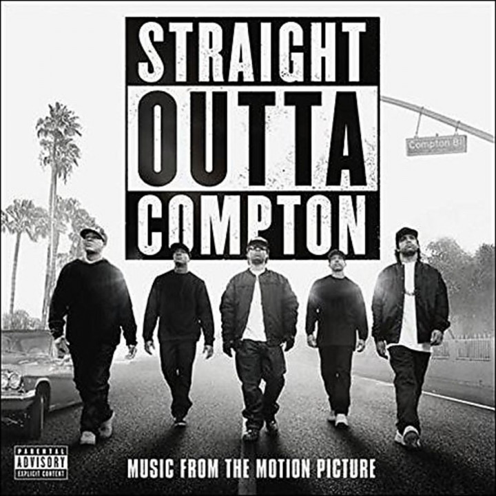 Straight Outta Compton (CD) OST
