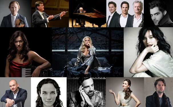 Diverse Künstler, KlassikAkzente Vorschau 2016: diese Klassik Alben erwarten uns im neuen Jahr