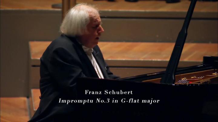 Schubert Impromptu Nr. 3 in G (Ausschnitt)