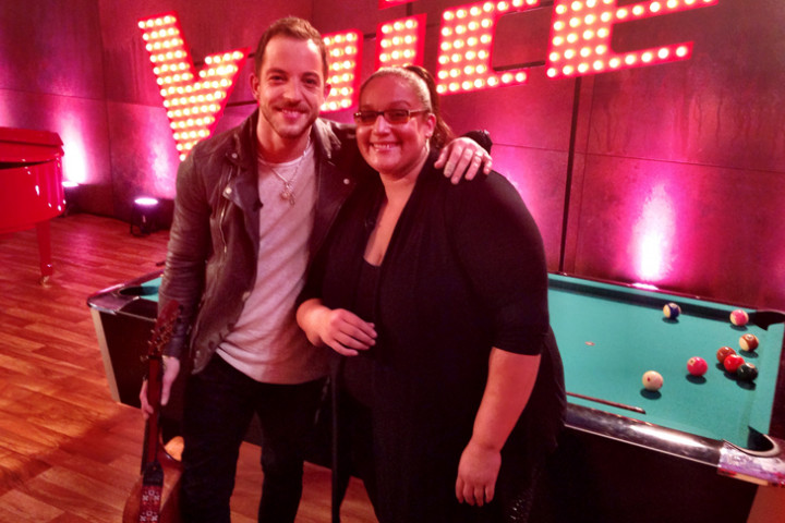 VB James Morrison The Voice