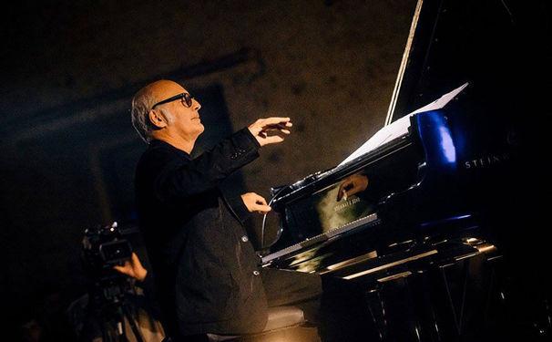 Ludovico Einaudi, Ludovico Einaudi gab in der Yellow Lounge ein unvergessliches Konzert