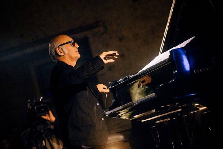 Ludovico Einaudi @ Yellow Lounge, Musikbrauerei (15.12.2015)
