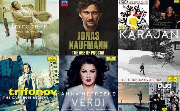 Diverse Künstler, Große Künstler, großes Fest! iTunes präsentiert grandiose Klassik Alben zu verlockend kleinen Preisen