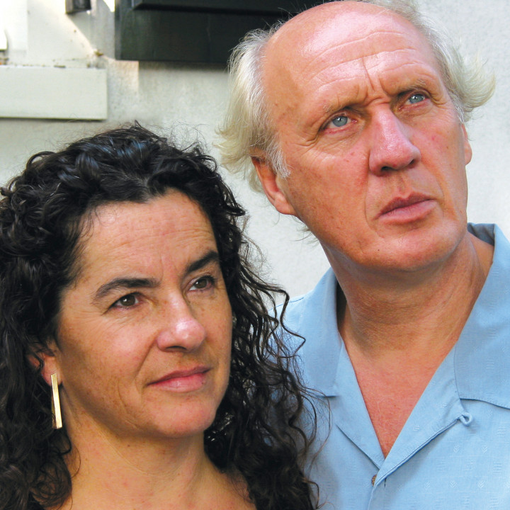 Herman Van Veen und Edith Leerkes