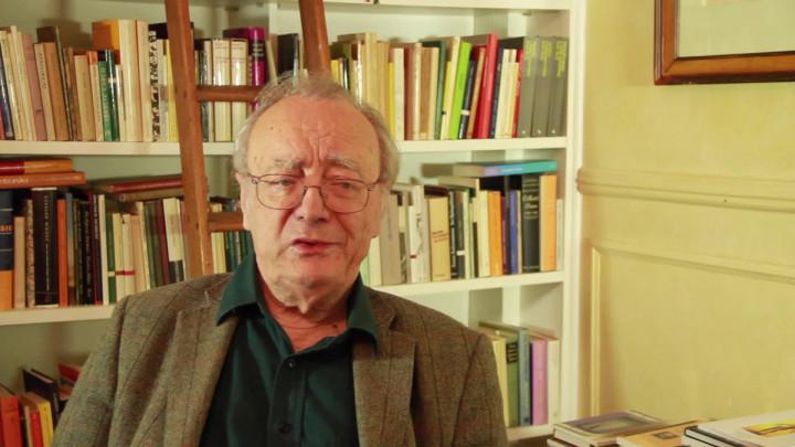 Alfred Brendel im Interview - Teil 3: Über Leben und Karriere