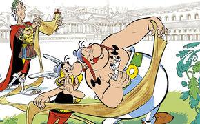 Asterix, Die Gallier sind los - Asterix und der Papyrus des Cäsar jetzt als Hörspiel
