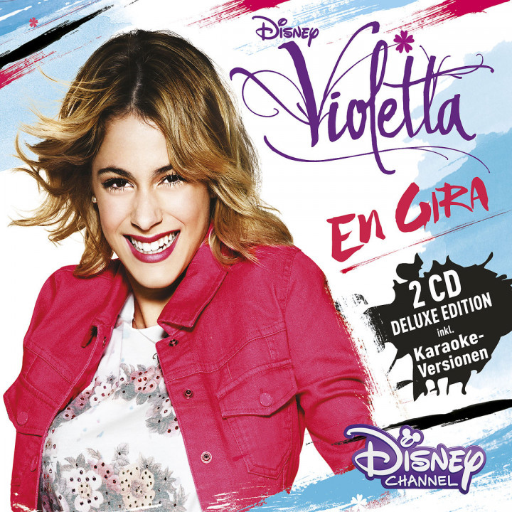 Violetta: En Gira (Deluxe, Staffel 3, Vol. 1)