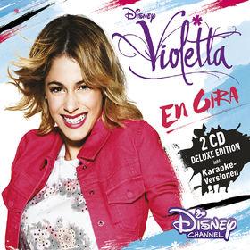 Violetta, Violetta: En Gira (Deluxe, Staffel 3, Vol. 1), 00050087340483