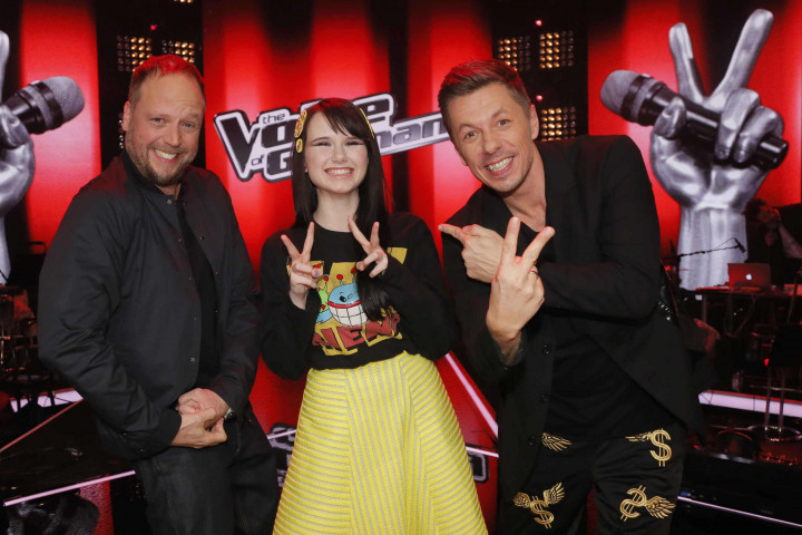 The Voice Of Germany Jamie Lee