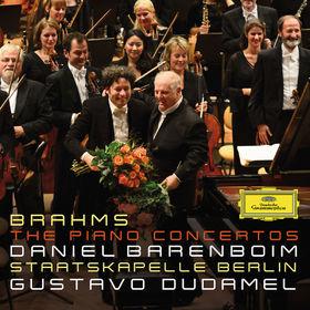 Daniel Barenboim, Brahms: Piano Concerto No.2 In B Flat, Op.83, 2. Allegro appassionato, 00028947952558