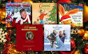Various Artists, Der Last-Minute-Weihnachtsgeschenketipp mit Rolf Zuckowski, der Eiskönigin und dem kleinen Kuschelhase Felix