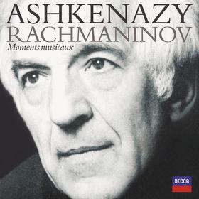 Vladimir Ashkenazy, Rachmaninov: Moments Musicaux, 00028947824787