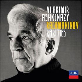 Vladimir Ashkenazy, Rachmaninov Rarities, 00028947835219