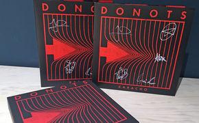 Donots, Das neue Jahr wird laut: Gewinnt signierte Donots Vinyls und ein Karacho Deluxe Box Set