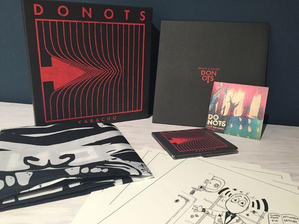 Donots, Donots Gewinn 2