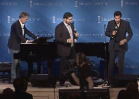 Fernando Varela, Live-Performance mit Lionel Richie & David Foster