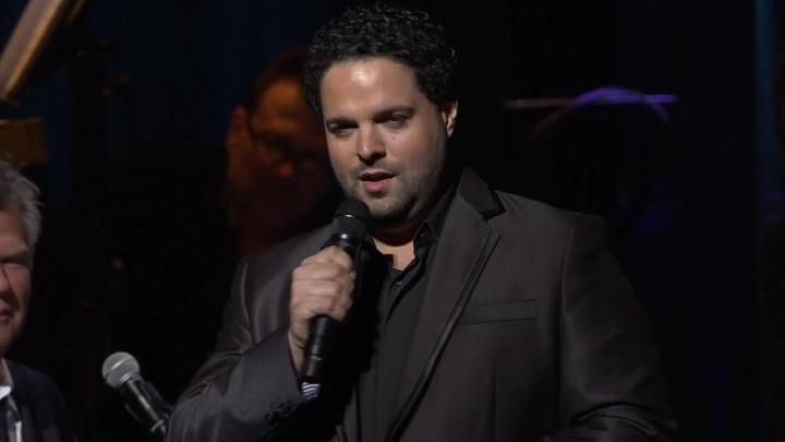 Fernando Varela singt Nessun Dorma