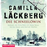 Camilla Läckberg, Camilla Läckberg: Die Schneelöwin