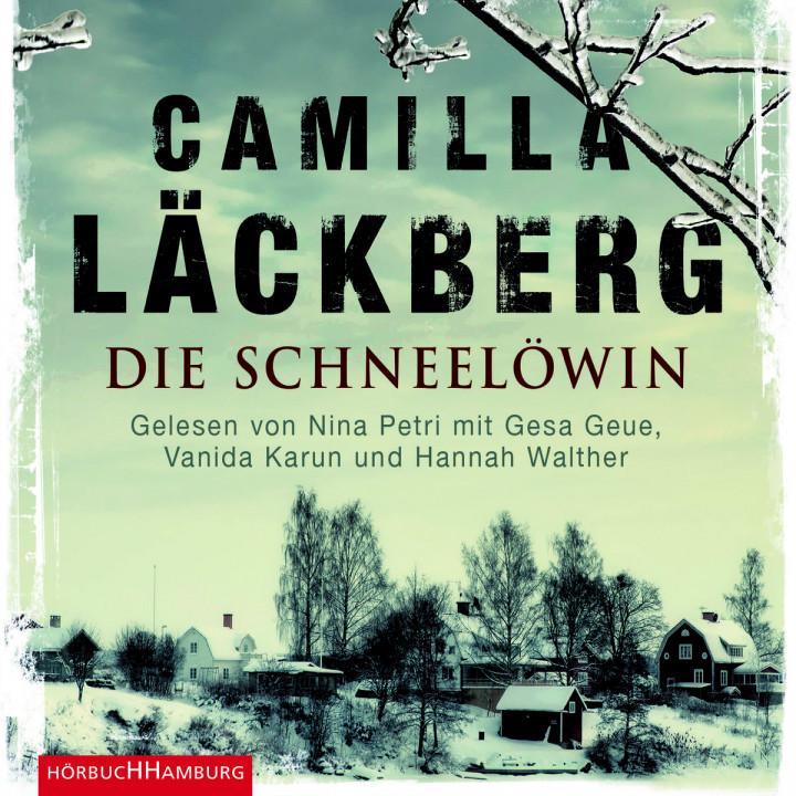 Camilla Läckberg: Die Schneelöwin