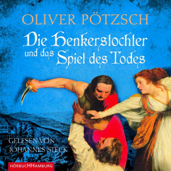 O. Pötzsch: Die Henkerstochter u.d. Spiel d. Todes