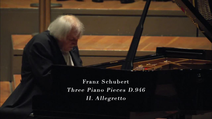 Schubert Klavierstück No. 2 in E flat major