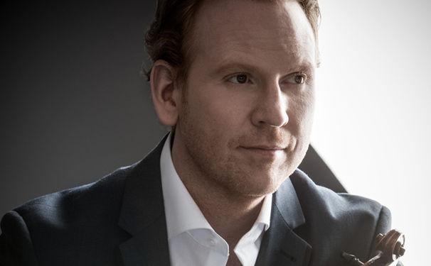 Daniel Hope, 2 Tracks aus My Tribute to Yehudi Menuhin steigern die Vorfreude auf Daniel Hopes neues Album