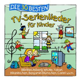 Die 30 besten..., Die 30 besten TV-Serienlieder, 04260167471174