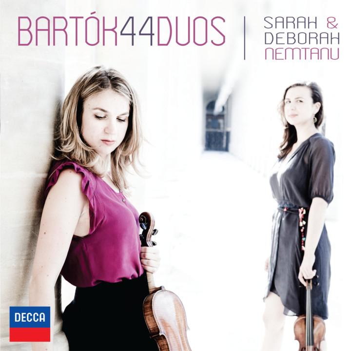 Bartok - 44 Duos - DEBORAH & SARAH NEMTANU