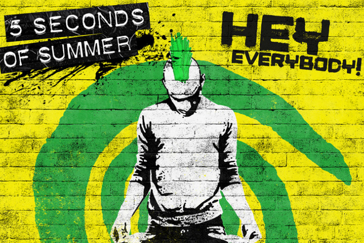 5 Seconds Of Summer 2016