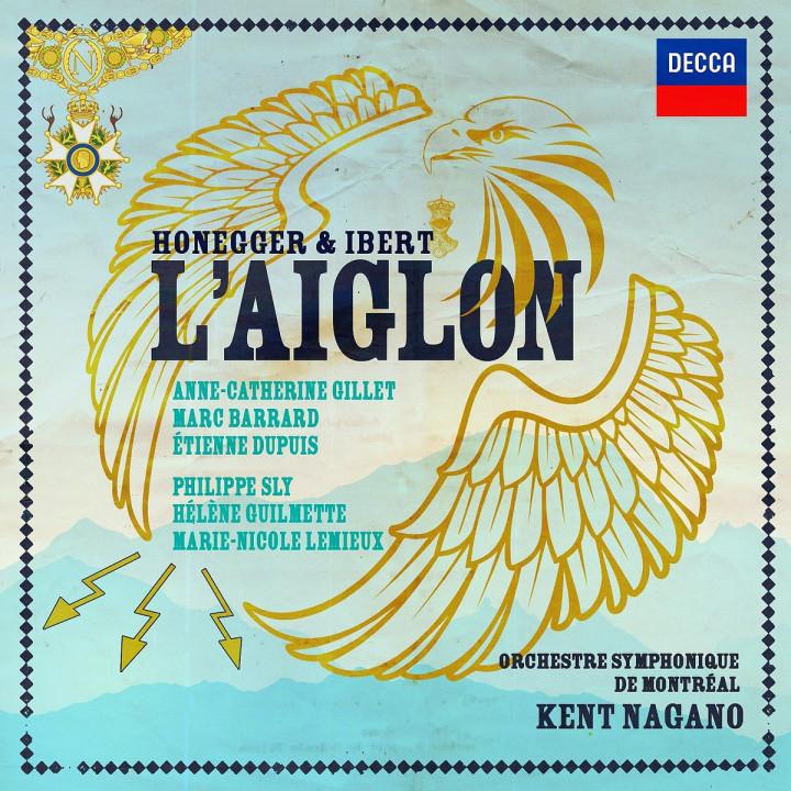 Honegger & Ibert: L'aiglon