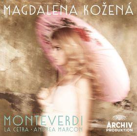 Magdalena Kozena, Monteverdi, 00028947945956