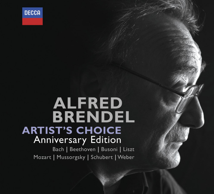 Artist's Choice - Alfred Brendel