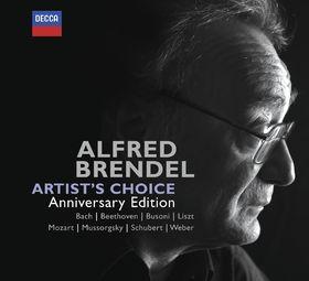 Alfred Brendel, Alfred Brendel - Artist's Choice, 00028947826385
