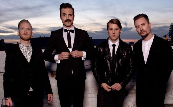 Royal Republic, Ab dem 26. Februar 2016 erhältlich: Royal Republic veröffentlichen neues Album Weekend Man
