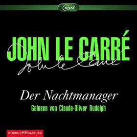 John le Carré, Der Nachtmanager, 09783957130341