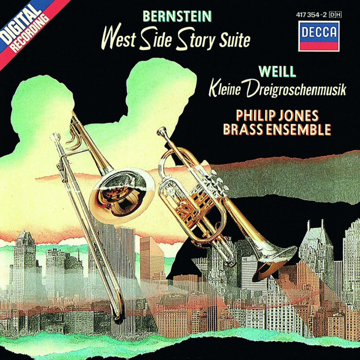 Bernstein: West Side Story/Weill: Little Threepenny Music