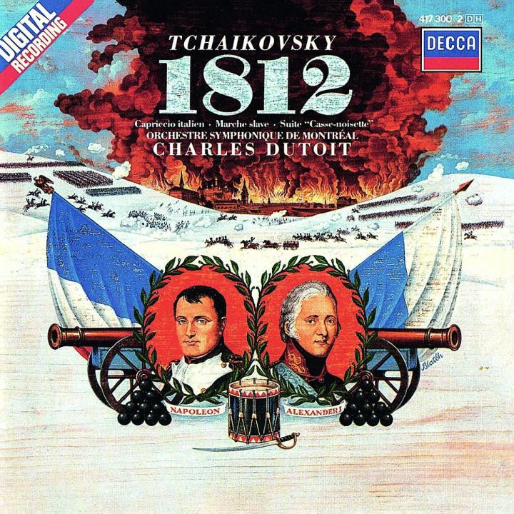 Tchaikovsky: 1812/Nutcracker Suite/Marche Slav, etc.