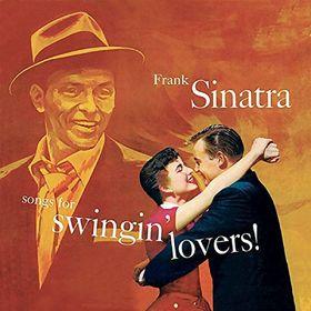 Frank Sinatra, Songs For Swingin' Lovers!, 00602547628626