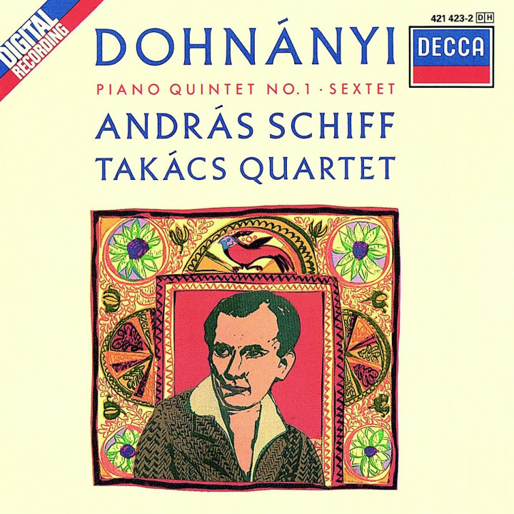 Dohnányi: Piano Quintet/Piano Sextet