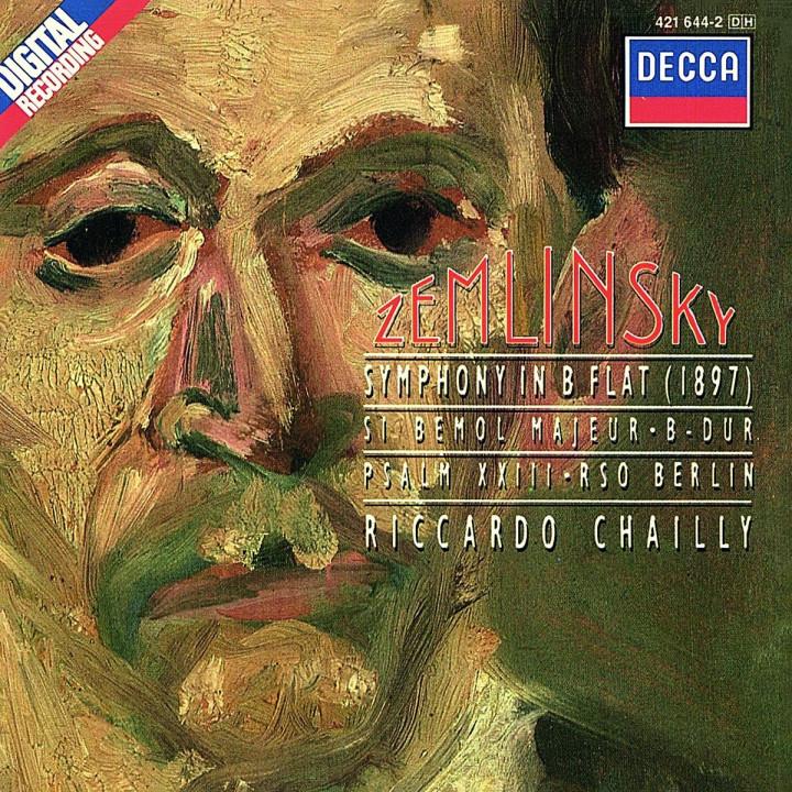 Zemlinsky: Symphony No.2 in B flat / Psalm 23