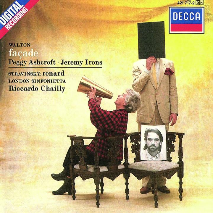 Walton: Façade/Stravinsky: Renard