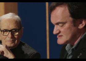 Ennio Morricone, Quentin Tarantino über die Zusammenarbeit mit Ennio Morricone