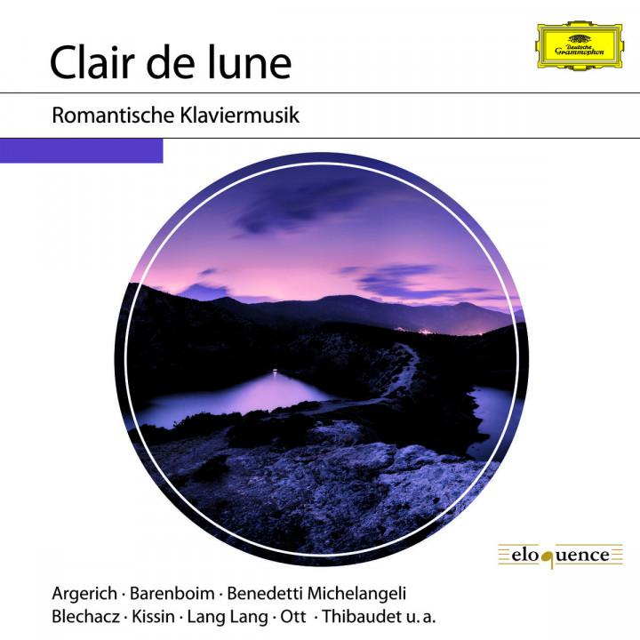 Clair de lune - Romantische Klaviermusik
