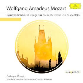 eloquence, Mozart: Sinfonie 38 Prager & 39, 00028947959038