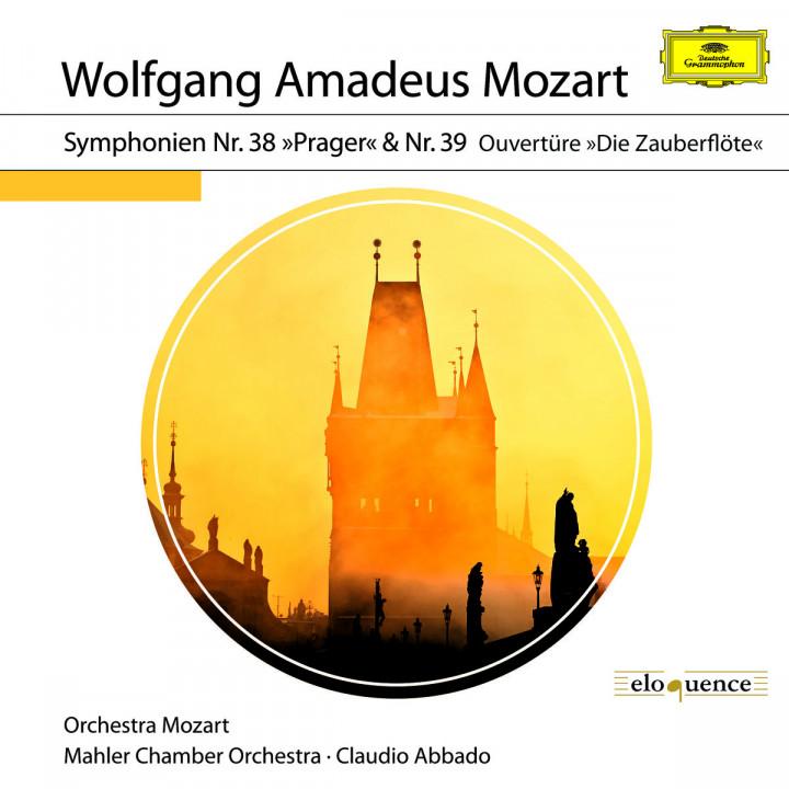 Mozart: Symphony No.38 In D, K.504  Prague; Symphony No.39 In E Flat, K.543; Die Zauberflöte, K.620