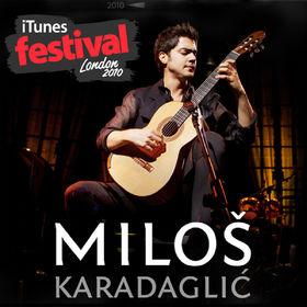 Milos Karadaglic, iTunes Live: London Festival '10 - EP, 00028947792789